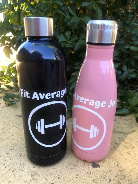 , BE A PROUD FIT AVERAGE JO, Fit Average Jo