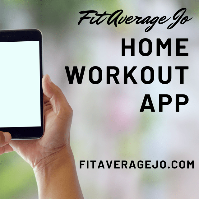 , 30-Day Challenge: Active Living, Fit Average Jo