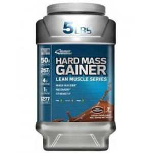 Inner Armour Hard Mass Gainer, 5lbs-0