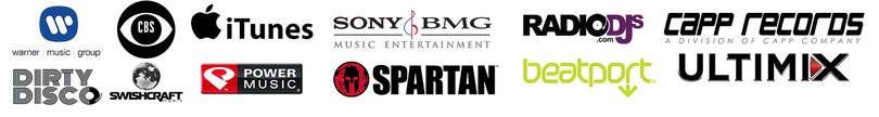 Spartan Race - Radio DJs - Power Music - Dirty Disco - Warner Music Group - Beatport - Sony - Capp Records