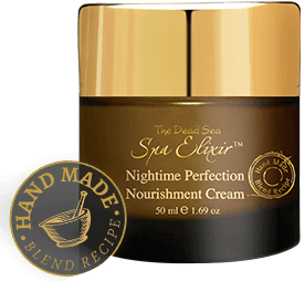 Spa Elixir Night Time Nourishment Cream | With Dead Sea Minerals