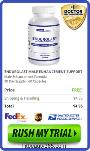 EnduroLast Male Enhancement- Reviews - Updated November 2017 - Free Trial- Fitbeauty365.com