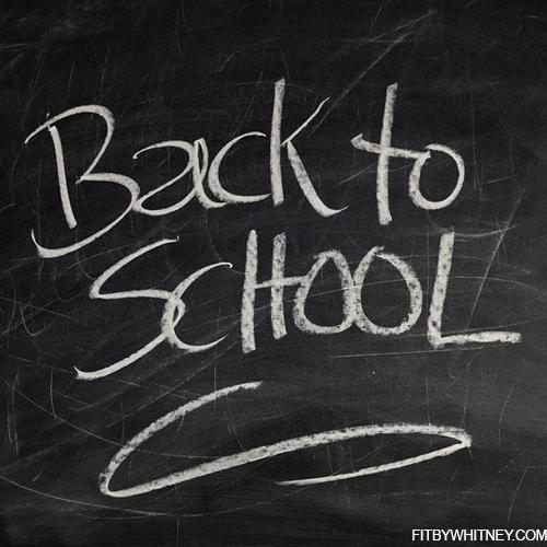 Back to School 500x500
