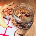 Granola beurre d'arachide et banane