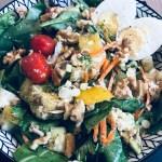 salade omega 3