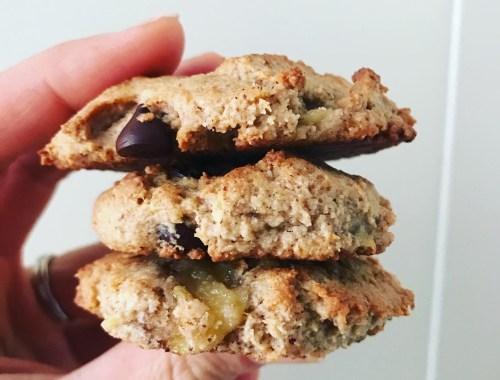 biscuits chocolat noir sans sucre ni gluten