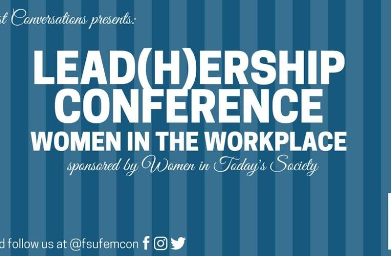 FSU Leadership Conference: Taking Up Space in 2018