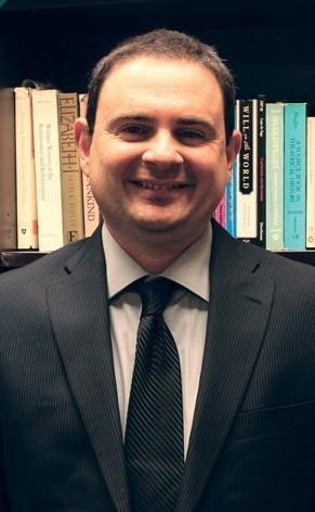 Ben Railton (Fitchburg State website)