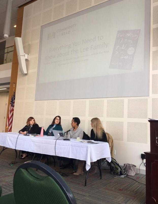 Community Read Event