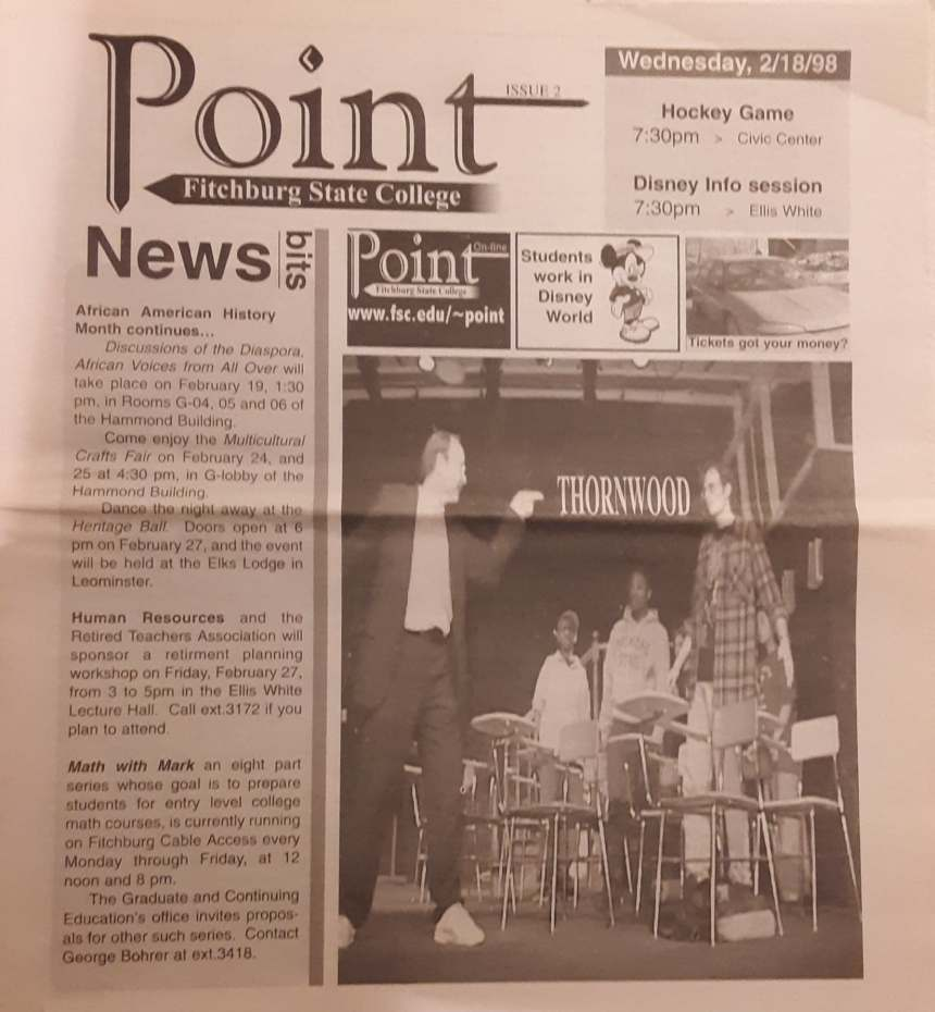 The Point Feburary 18 1998