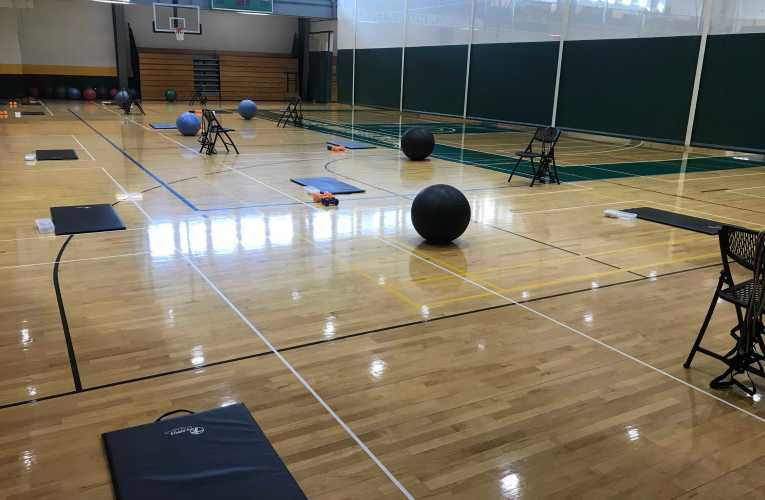 Rec Center Begins Reopening Process
