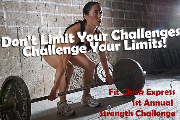 strength challenge 2015