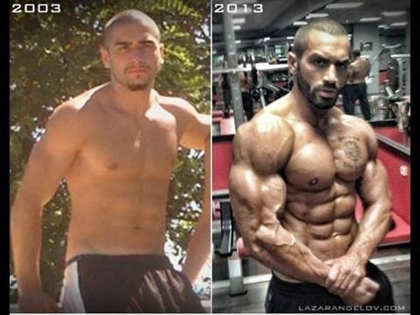 Connor Murphy Bodybuilder