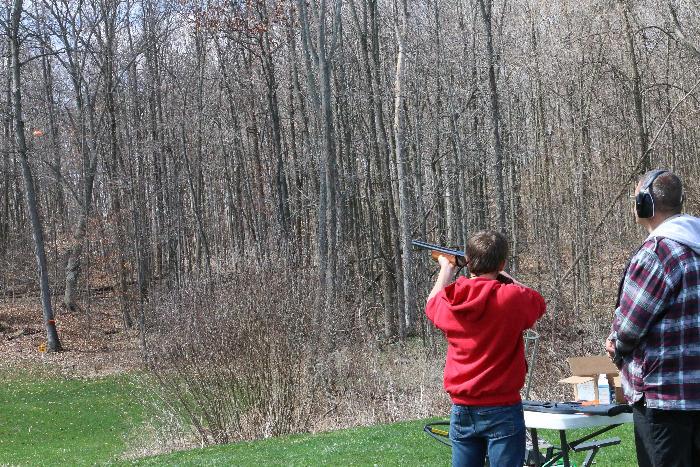 20 Gauge Shotgun