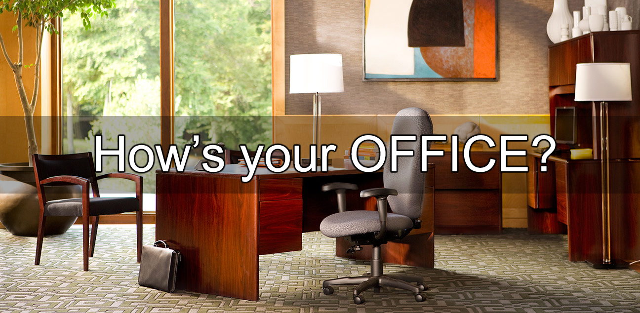 5 Tips For Setting Up Your Office