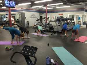 PiYo Fitness Class and Bootcamp, Fit Club 24