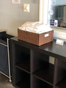 Free Towel Service