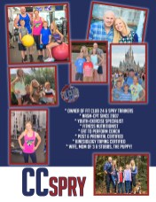 CC - Owner & Fit Club 24 Personal Trainer