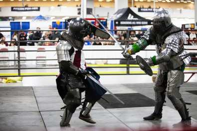 Armored Combat League FitCon 4
