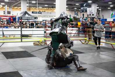 Armored Combat League FitCon 2