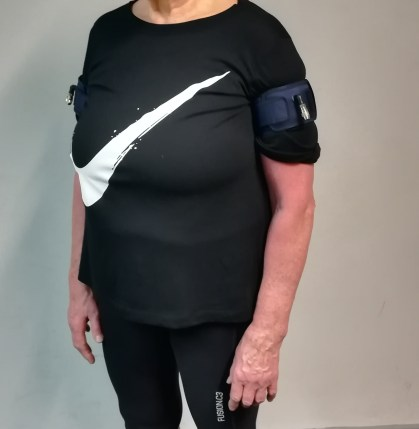 Arm Cuff Placement