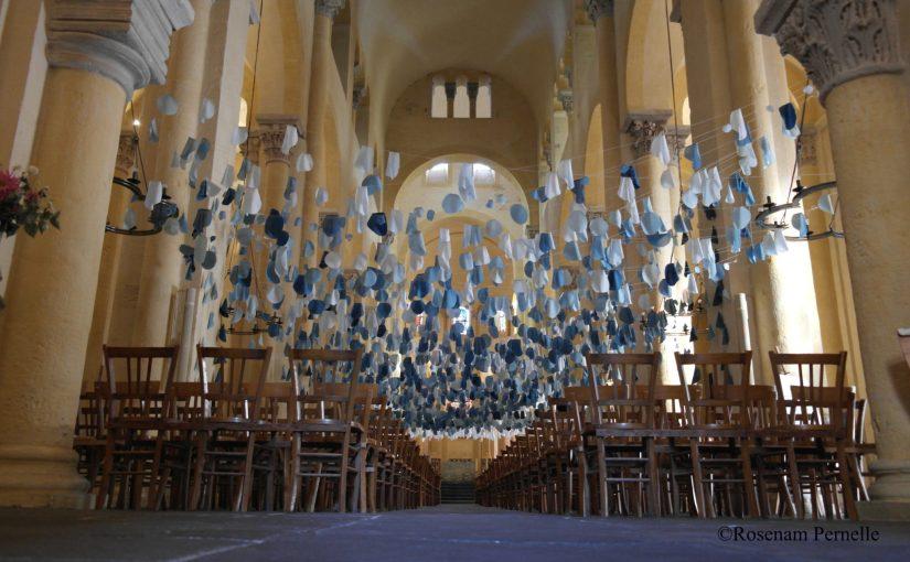 Basilique Notre-Dame-du-Port de Clermont Ferrand – La forêt d'amour