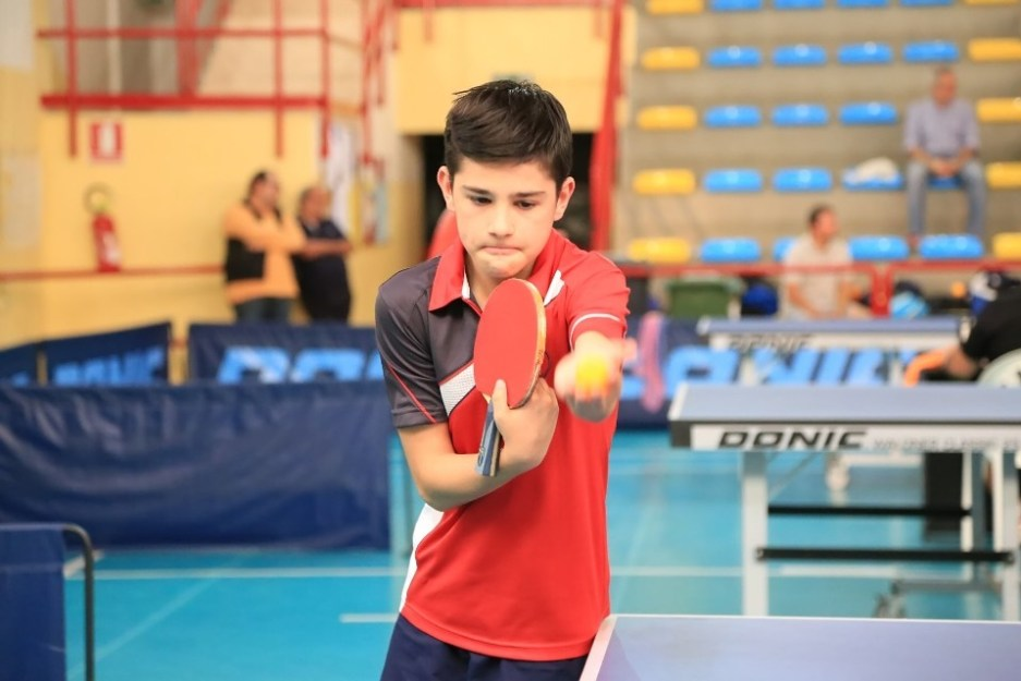 Carlo Rossi vince a Este (Foto Tomaso Fenu)
