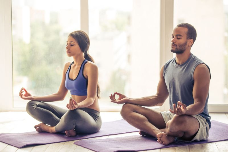 yoga for breathing