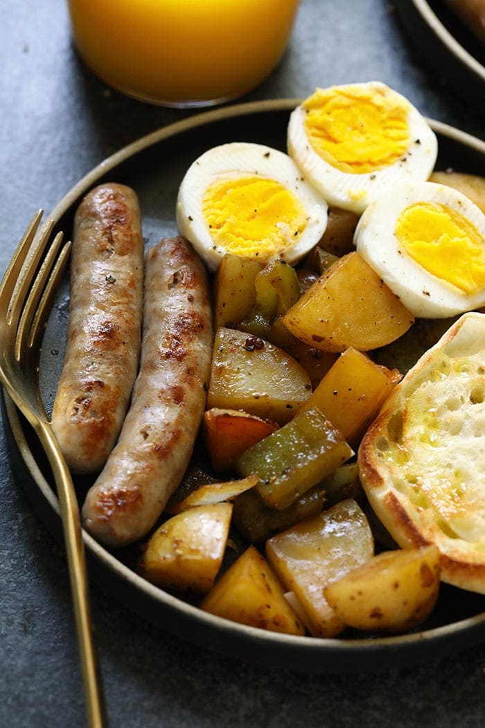 Instant Pot Hard Boiled Eggs Meal Prep Breakfast Fit