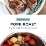 pork roast instant pot pin