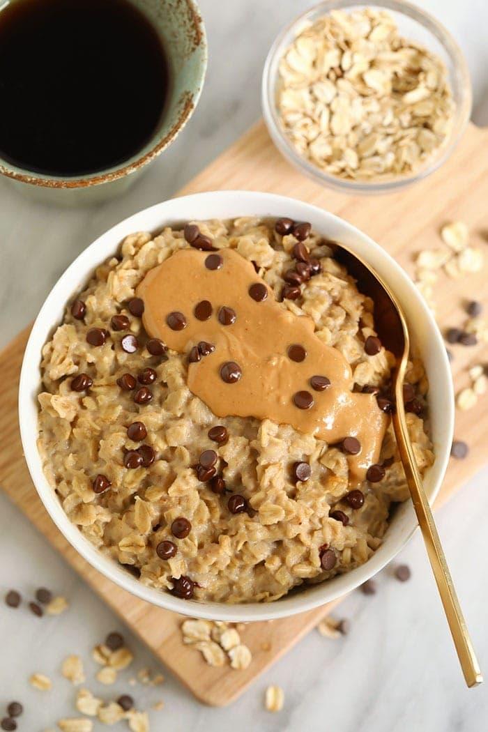 2 minute microwave oatmeal that tastes