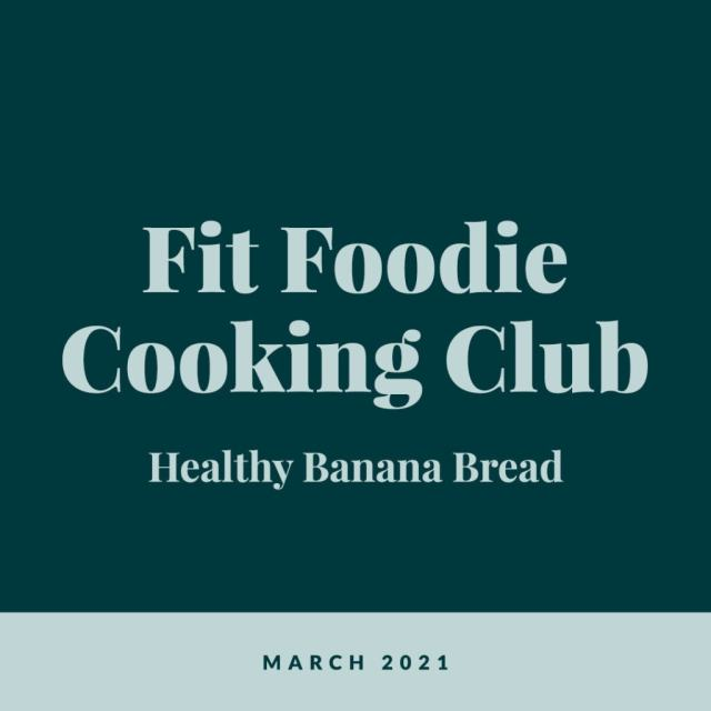 Fit Foodie Cooking Club