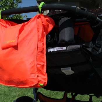 Hatch Things Clip-On Stroller Bag