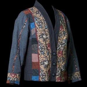 William Morris Quilted Jacket