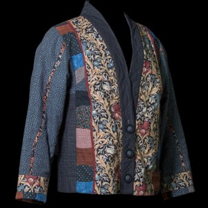 William Morris Quilted Jacket