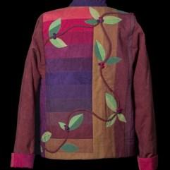 Vines & Leaves Tabula Rasa Jacket