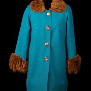 Peacock Coat