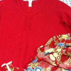 photo sweater redo skirt size test