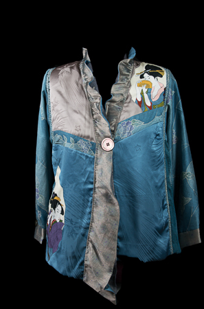 Blue Geishas Jacket