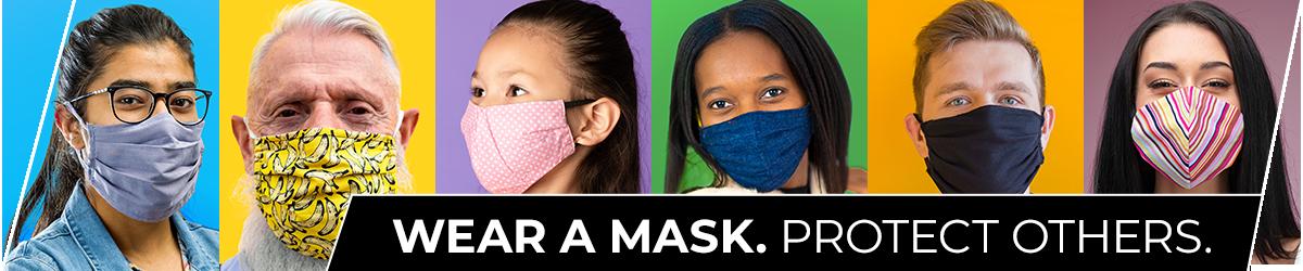 wear a mask CDC