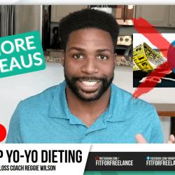 stop yo yo dieting