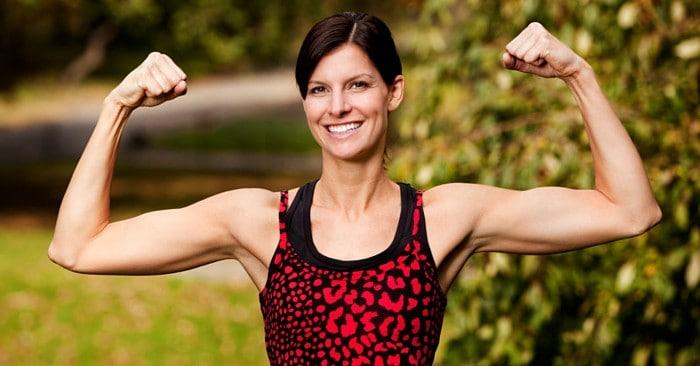 lose arm fat