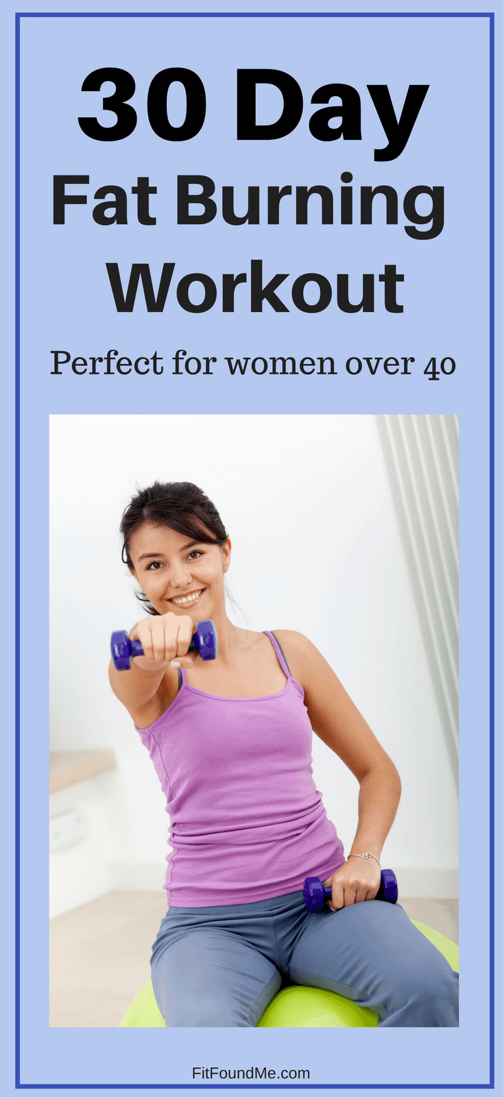 30 day fat burning workout