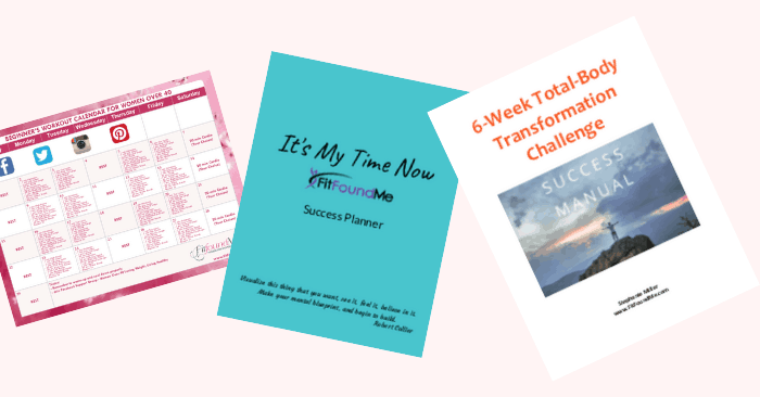 weight loss challenge materials
