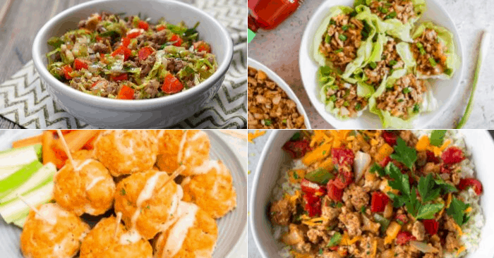 ground turkey dinner recipes collection