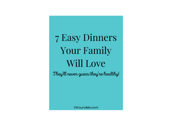 cover image for 7 easy dinners ebook