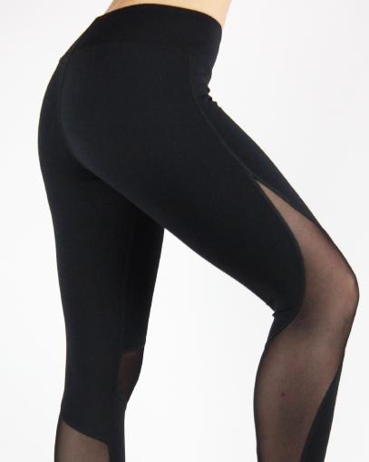 black leggings fitgal