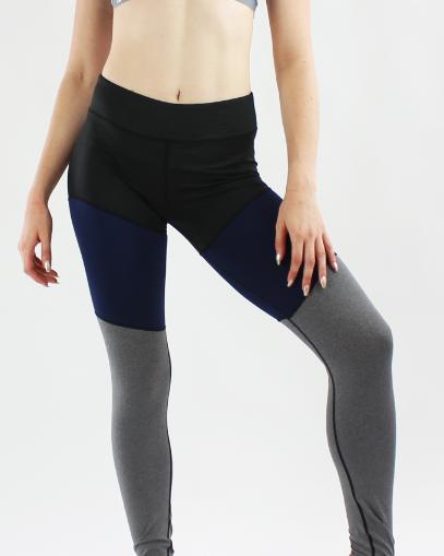 colour block leggings fitgal