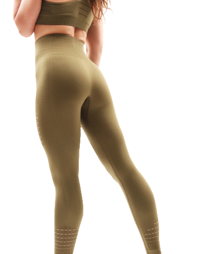 green seamless workout leggings fitgal activewear