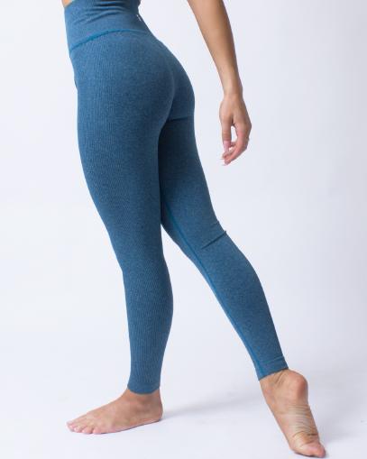blue squat proof leggings
